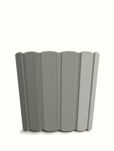 Květináč BOARDEE BASIC šedý kámen 23,9cm