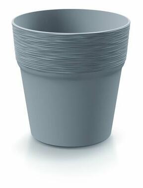 Květináč FURU světle šedý 17,5cm