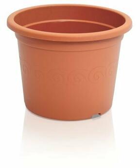 Květináč PLASTICA terakota 20cm