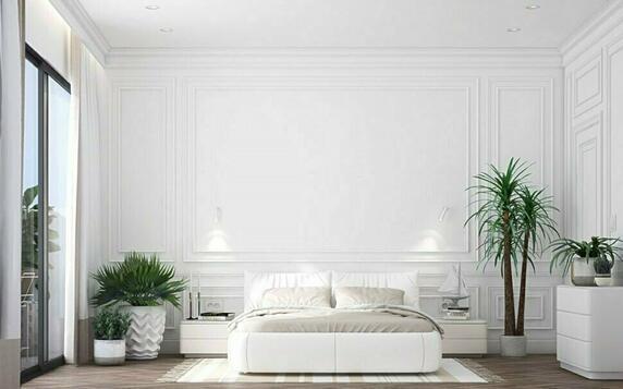 Ett sovrum som inte bara är en plats för vila och avkoppling
