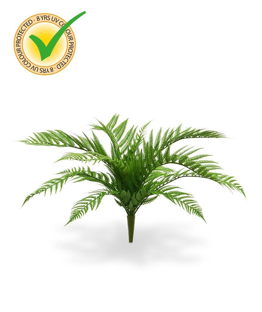 Luxusná umelá rastlina Alsophilla Fern 60 cm
