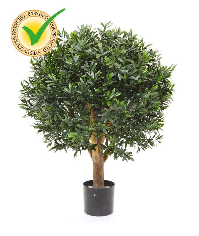 Dekorační umělý strom Ilex 55 cm