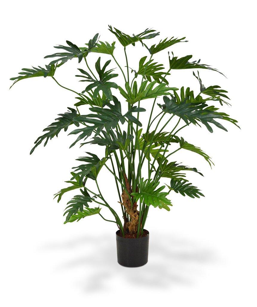 Umělá rostlina Philodendron Xanadu 80 cm