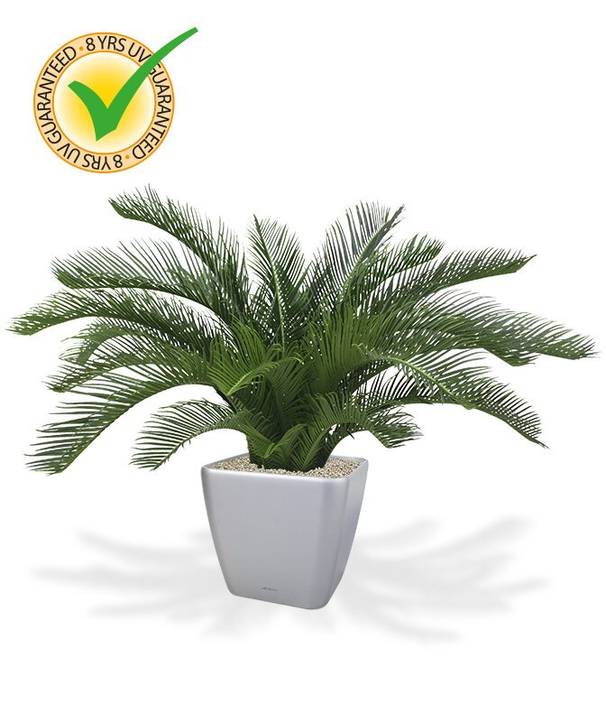 Krásná umělá palma Cykas Deluxe 60 cm