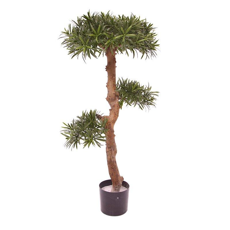 Umělý strom Bonsai Podocarpus 105 cm
