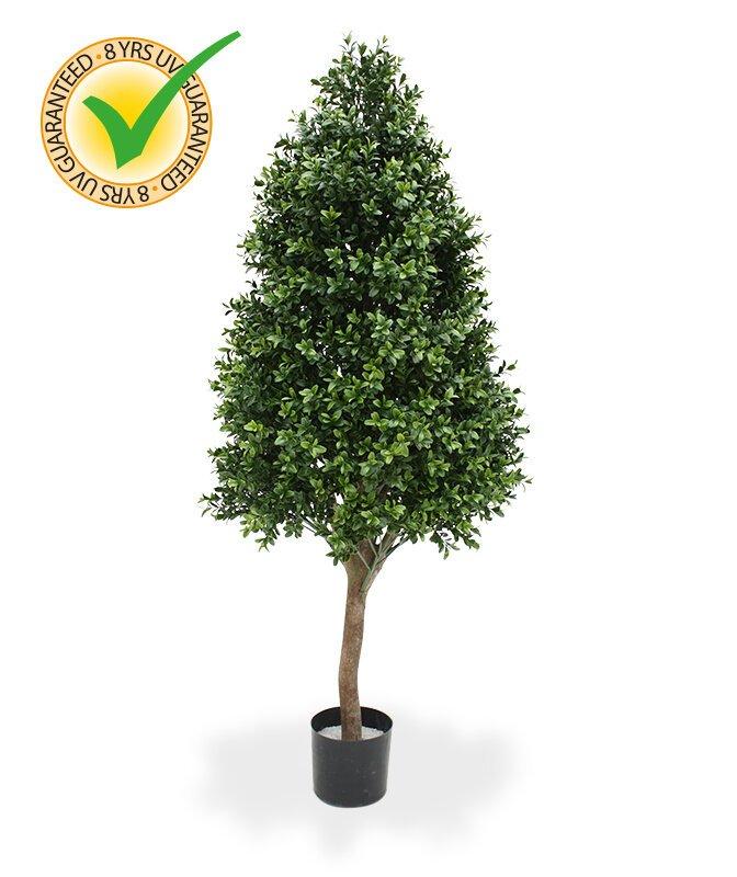 Umelý buxusový strom vežatý 110 cm