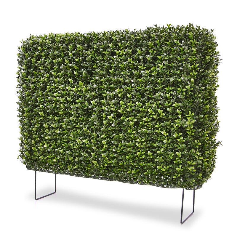Umelý živý Buxusový plot 80x25x56 cm