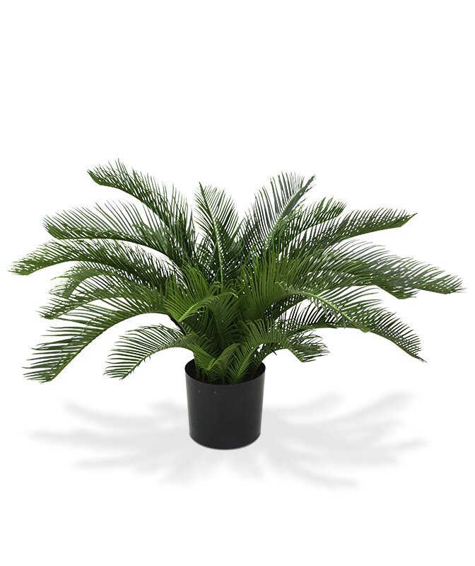 Umělá palma Cycas Deluxe 60 cm