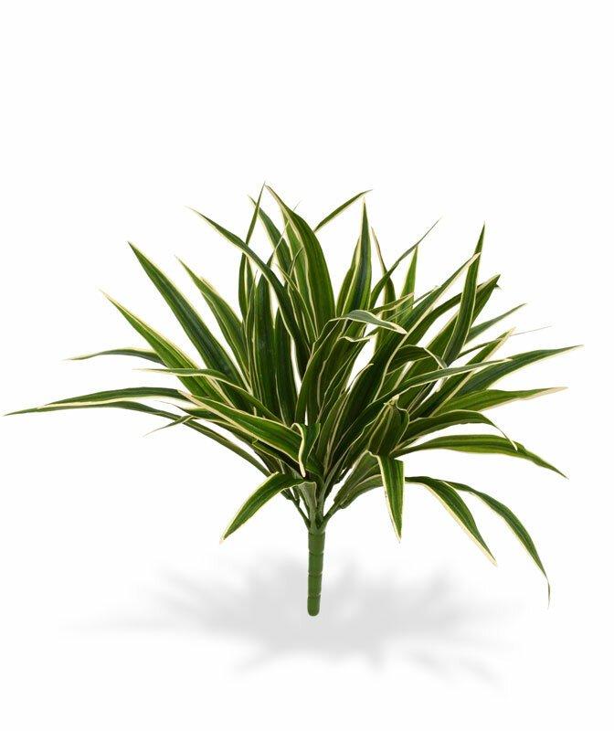 Umělá rostlina Chlorofytum 30 cm