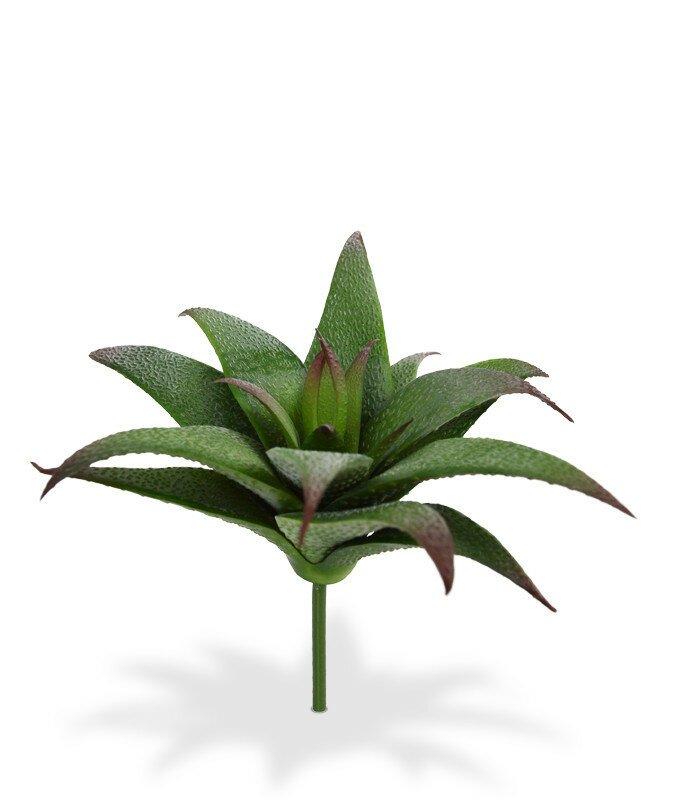Umelá rastlina sukulent - kytica 13 cm