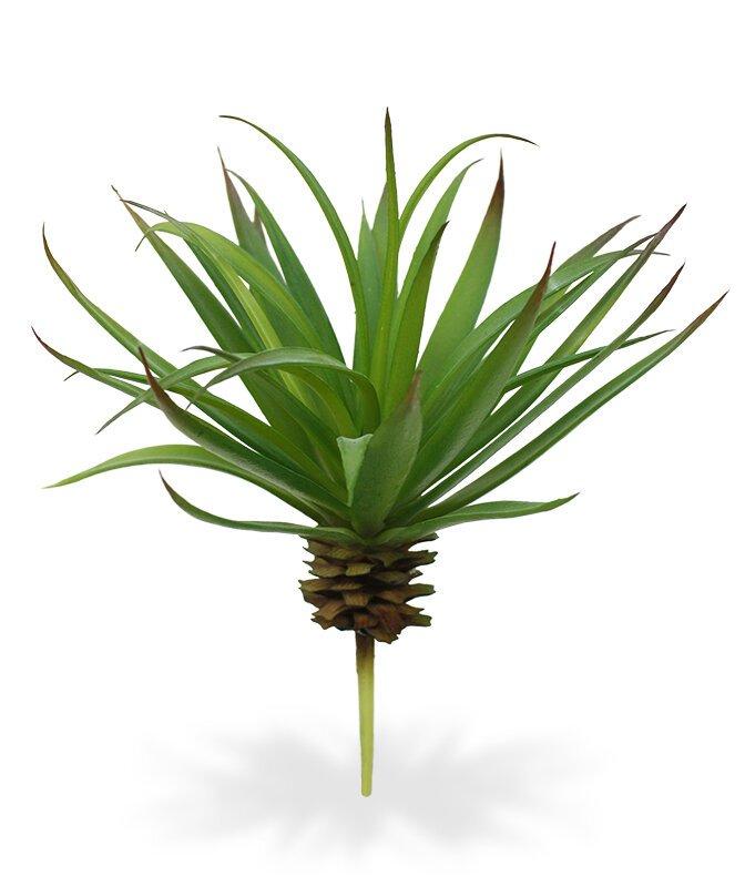 Umělá sukulent - kytice 18 cm