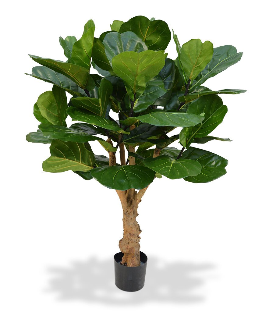 Umelá rastlina Lyrata Deluxe 125 cm