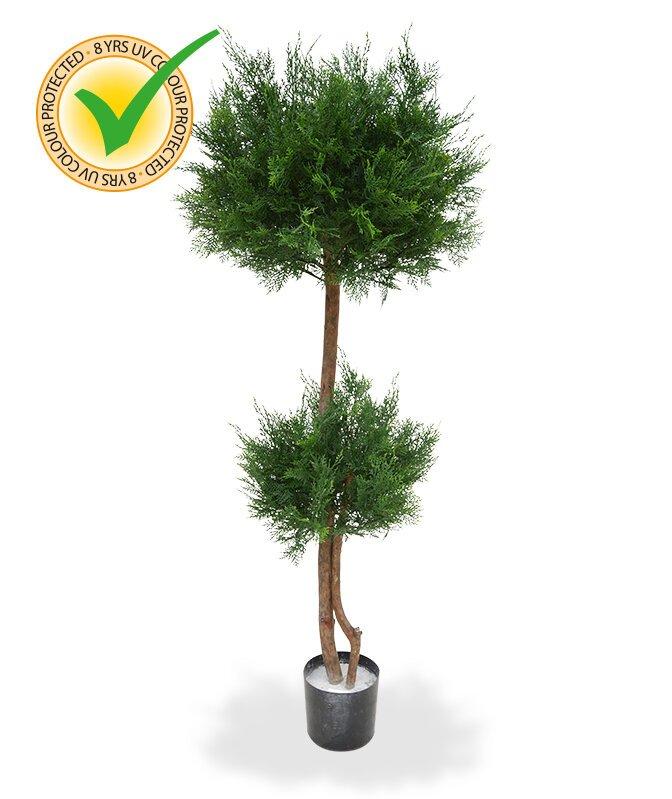 Krásný umělý Cypress 145 cm