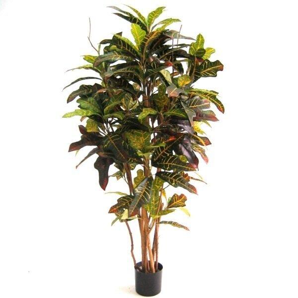 Umělý strom Croton Deluxe 130 cm