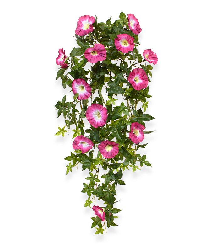 Umělá rostlina Petunie cherry 70 cm