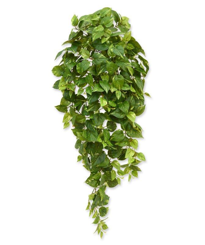 Umělá závěsná rostlina Scindapsus 100 cm