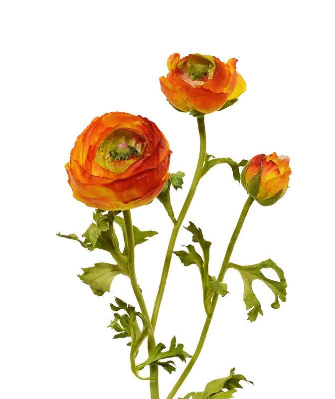 Umelý Iskerník 70 cm oranžový
