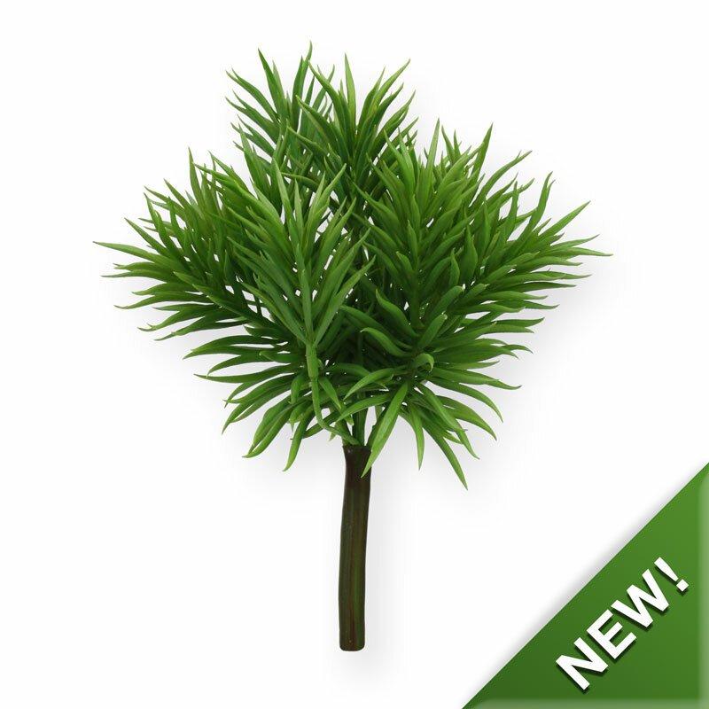 Umelá rastlina Peperomia 23x20 cm