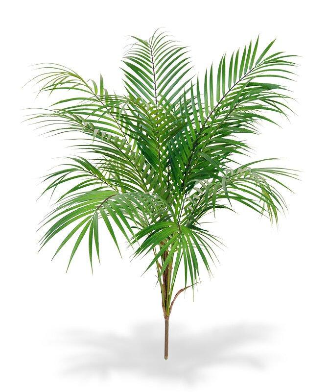 Umělá větev palmy Areca 80 cm