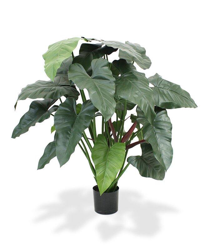 Umělá rostlina Filodendron XL 120 cm