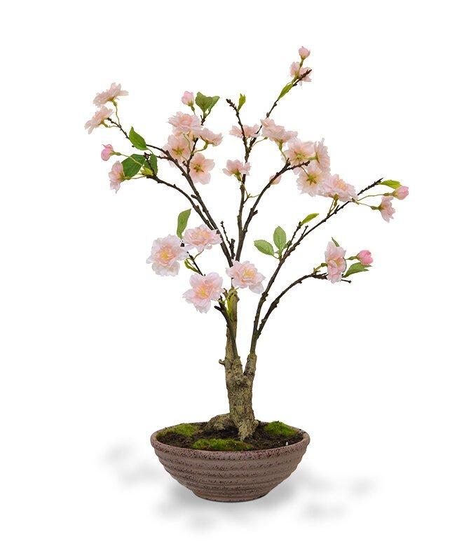 Umelý strom Bonsai 55 cm v miske