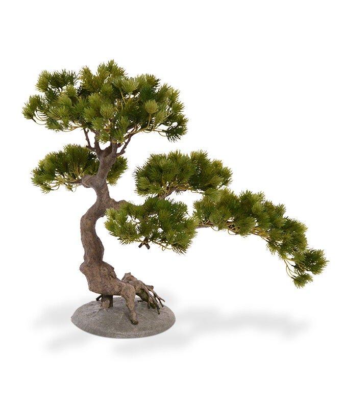 Bonsai umělá Borovice 50x60 cm
