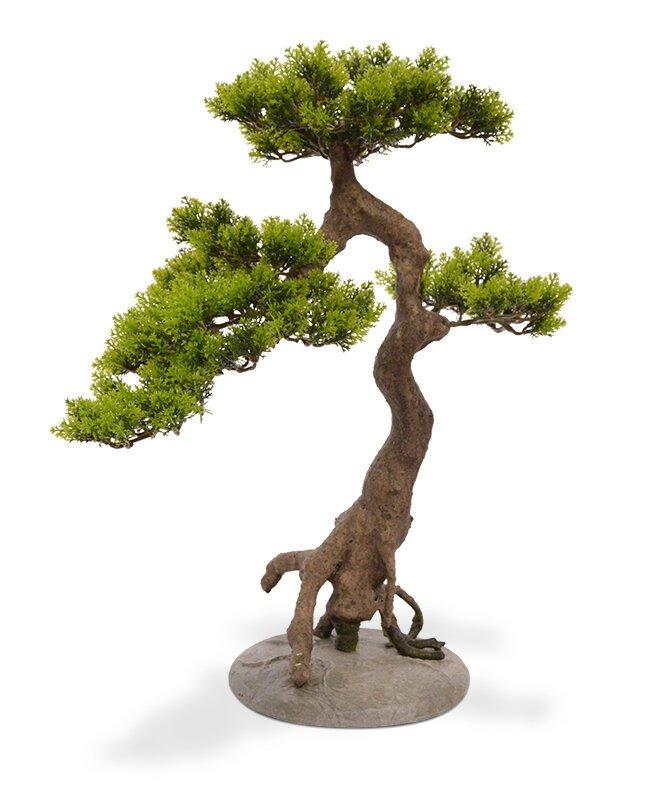 Umělý Bonsai Cedar 55 cm