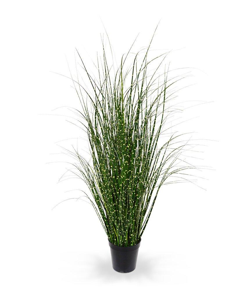 Umělá tráva zeleno žlutá zebrovitého 80 cm