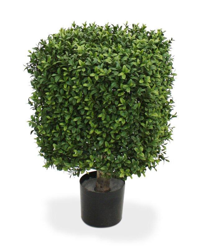 Umělý buxusový strom 30 cm