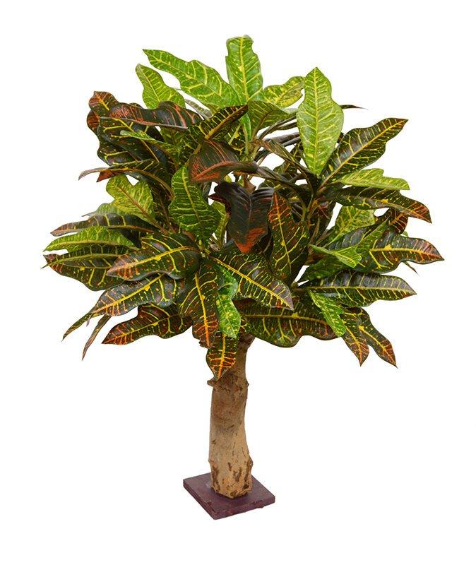 Umělá rostlina Croton 65 cm