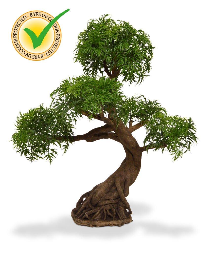 Umelá bonsai Ming Aralia 90 cm