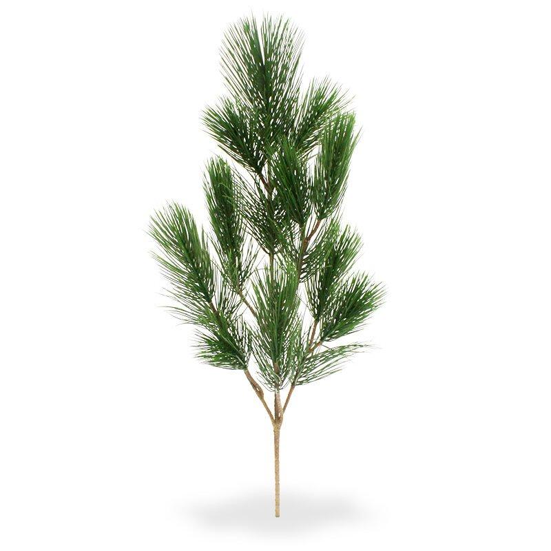 Umělá borovice Pinus - větev 65 cm