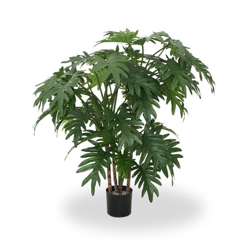 Umělá rostlina Filodendron Xanadu 95 cm