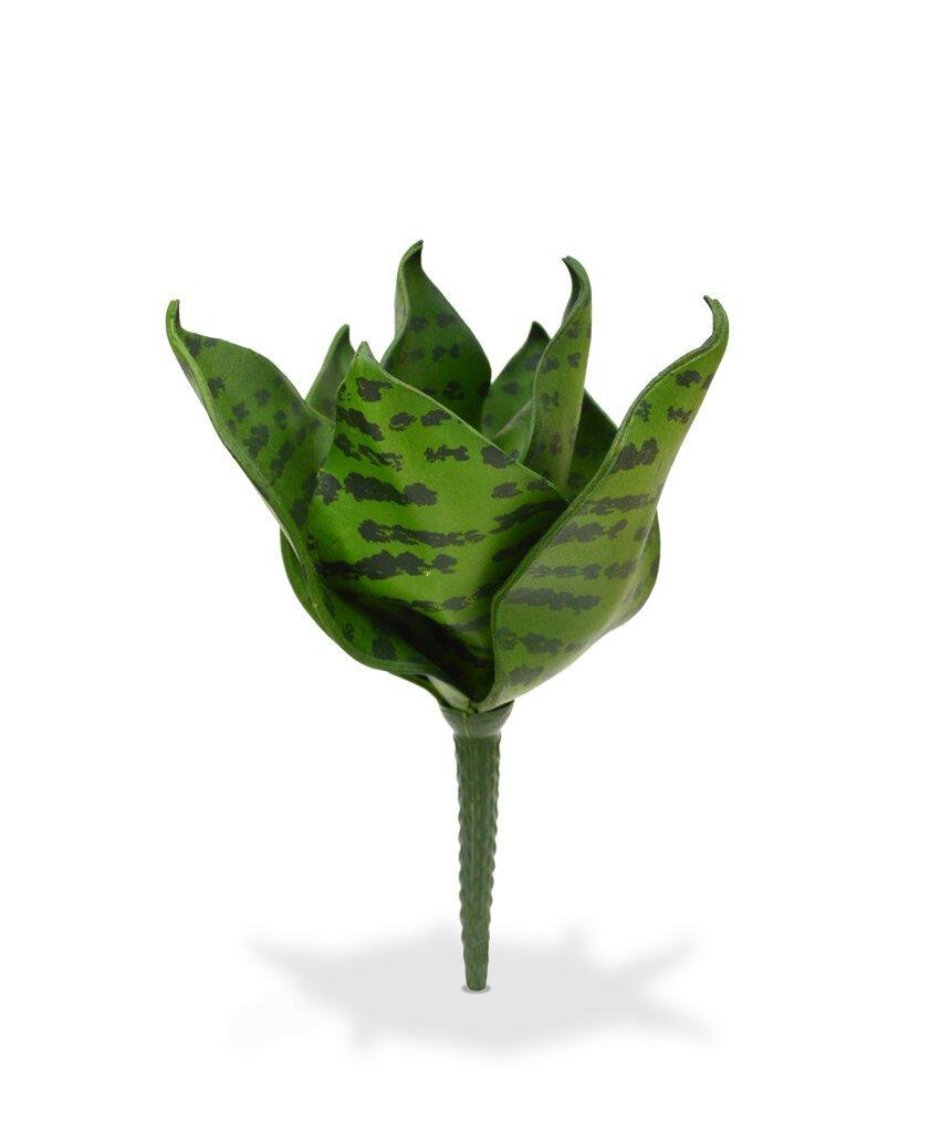 Umělá rostlina Sansevero 20 cm