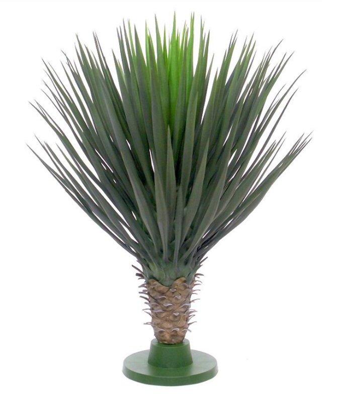 Umelá rastlina Yucca Rostrata 80 cm
