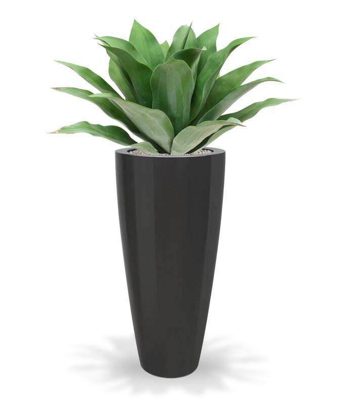 Umelá rastlina kytica agáve 70 cm
