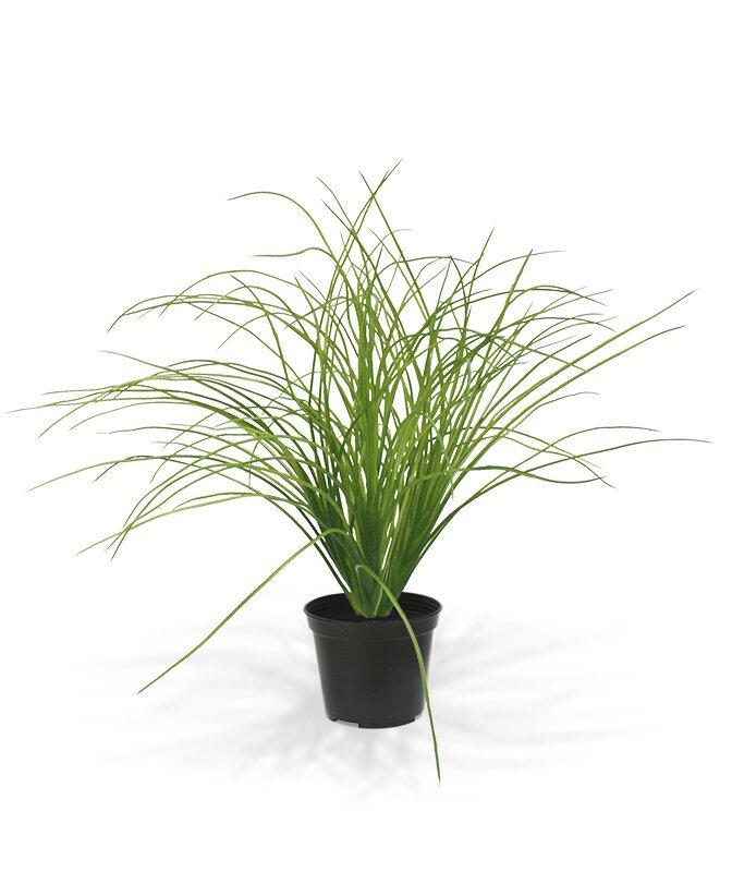 Světle zelená umělá tráva 45 cm