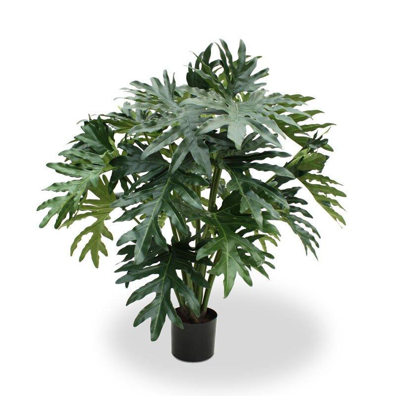 Umělá rostlina Filodendron 100 cm