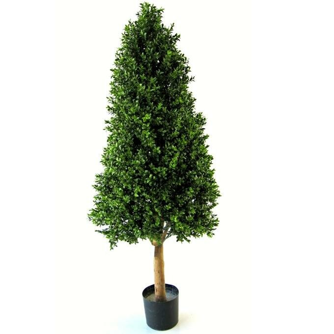 Umelý buxusový strom 145 cm