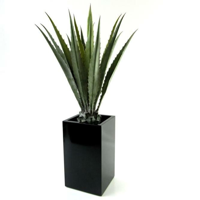 Umělá rostlina Agave Deluxe 95 cm
