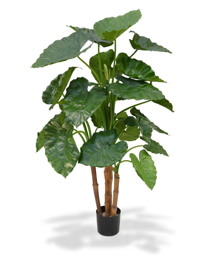 Umělá rostlina Alokázie Calidora Deluxe 125 cm