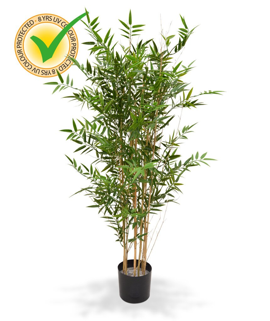 Umelá rastlina japonského bambusu 120 cm