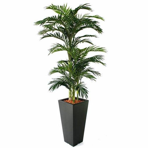 Krásna umelá tropická palma Areca 180 cm