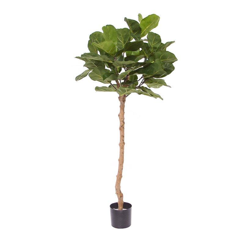 Umělý strom Fíkovník lýrovitolistý 120 cm