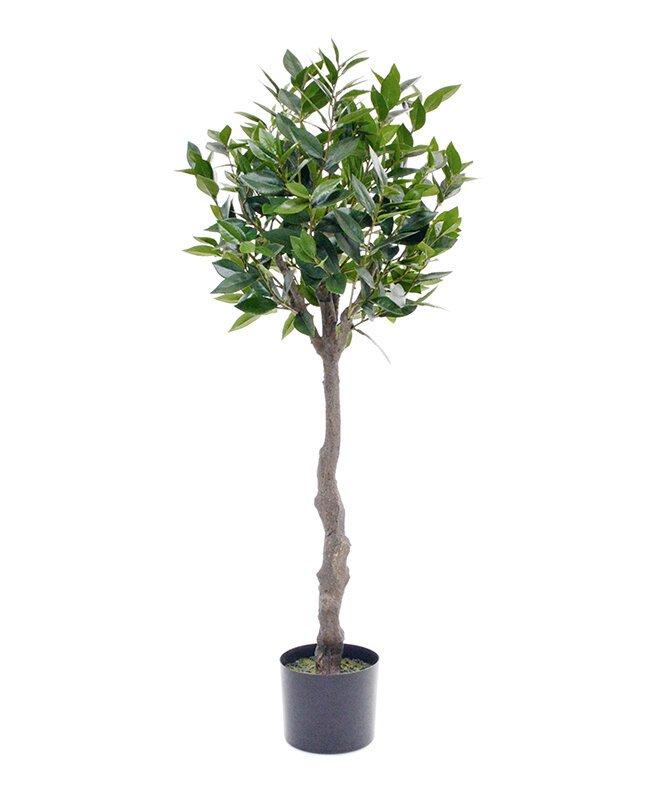 Vavřínový umělý strom 120 cm
