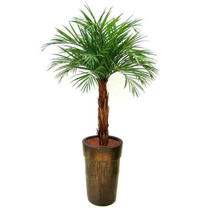 Nádherná umělá palma Areca 175 cm
