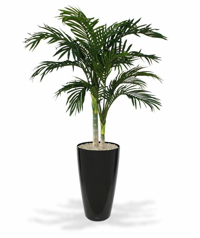 Nádherná umělá palma Areca 120 cm