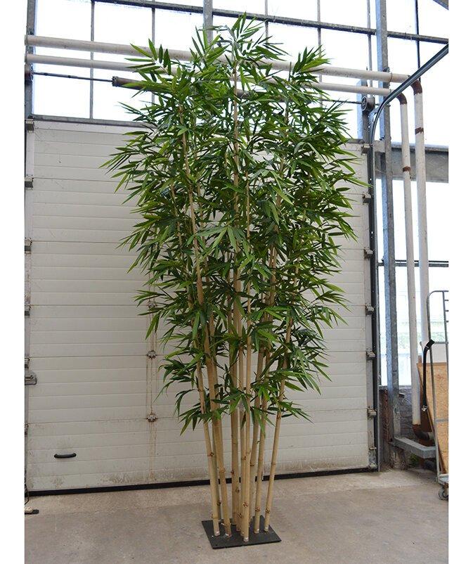Umělý bambusový strom Deluxe 400 cm