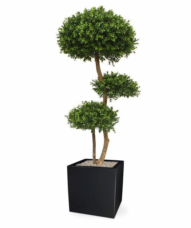 Umelý Buxusový strom Deluxe 140 cm