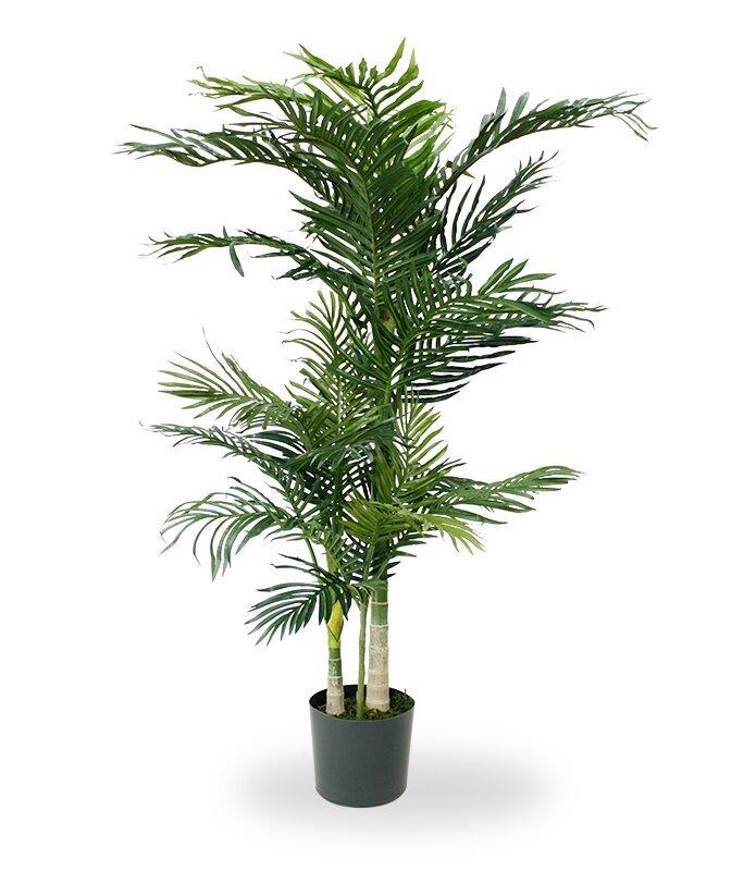 Nádherná umělá palma Areca 140 cm